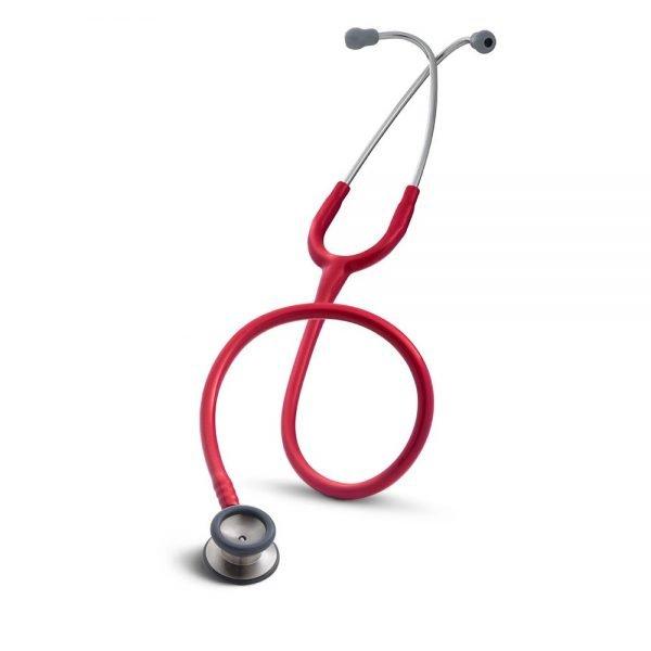 3M Littmann Pediatric Stethoscope Long Red 2113R