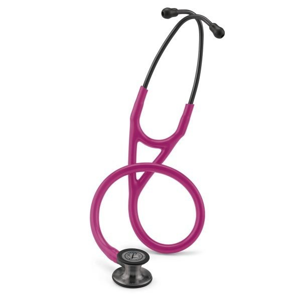 3M Littmann Cardiology IV Stethoscope Raspberry with Smoke 6178