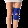 Neoprene knee support with velcro