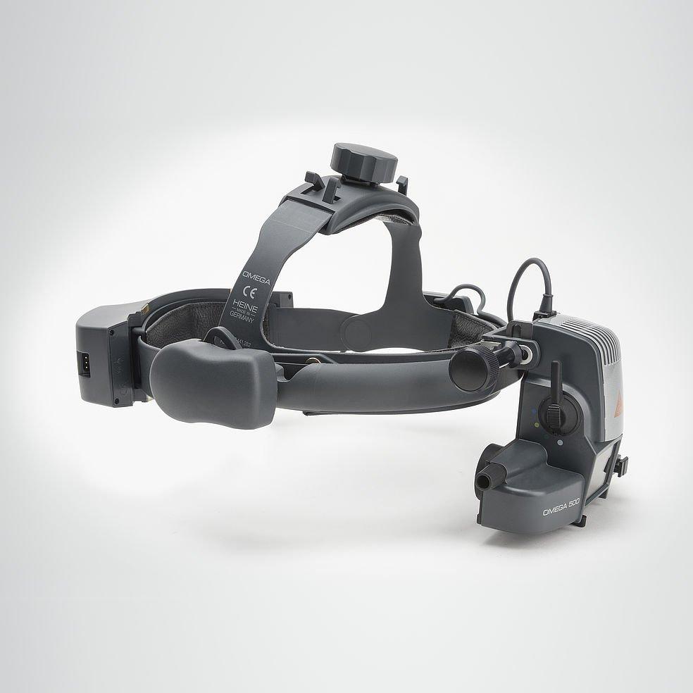 HEINE OMEGA®500 Indirect Ophthalmoscope LED kit 5