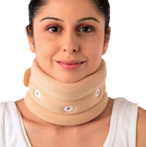 Cervical Collar without chin support regular