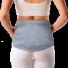 Lumbo Sacral corset with sillcone pressure pad