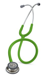 3M™ Littmann® Classic III™ Stethoscope, Lime Green Tube, 5829