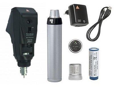 Heine BETA 200 Streak Retinoscope 3.5V with Beta 4 Rechargeable handle