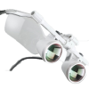 HEINE® HR 2.5x High Resolution Binocular Loupes  with (340mm/420mm/520mm) i-View loupe mount ON S - FRAME