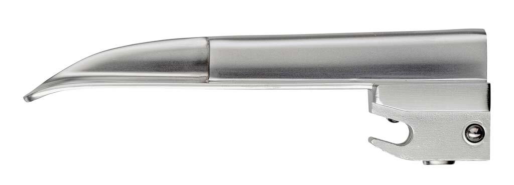 HEINE Classic+® Miller, Paediatric Fiber Optic Laryngoscope Blade - F-000.22.124 (SIZE 4)