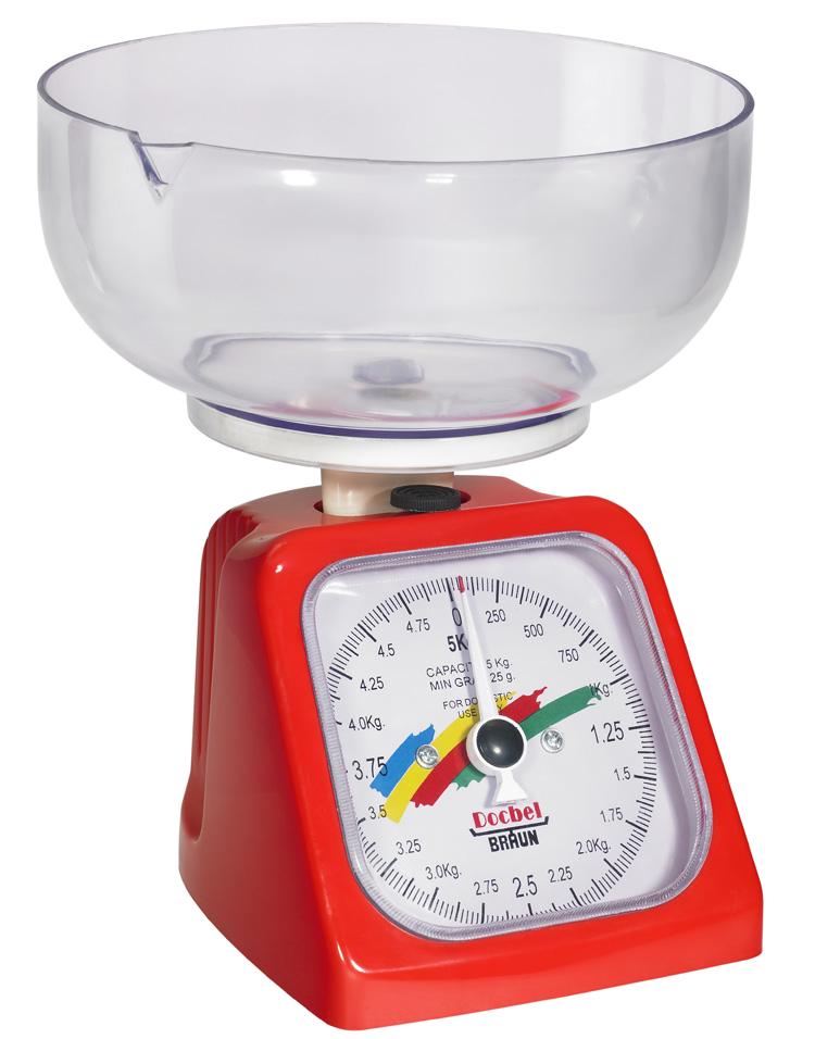 DOCBEL BRAUN Kitchen Magnum Weighing Scale