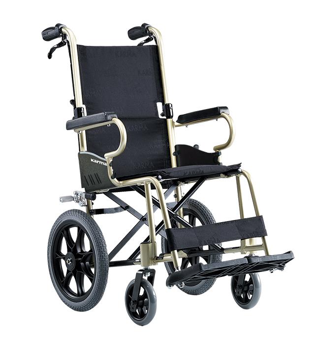 Premium wheelchair KM - 2500