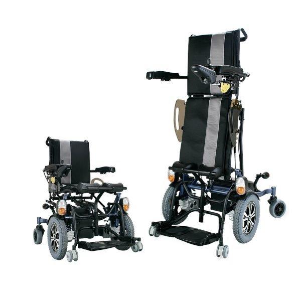 Standing Power Wheelchair KP - 80
