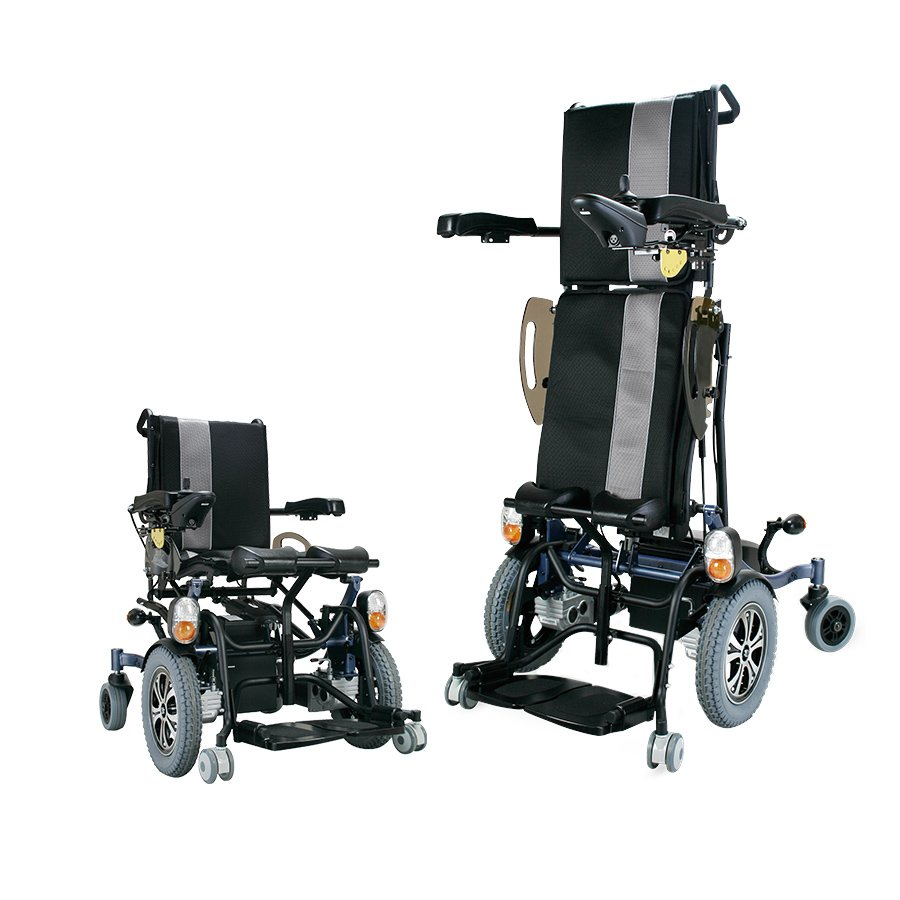 Standing Power Wheelchair KP - 80
