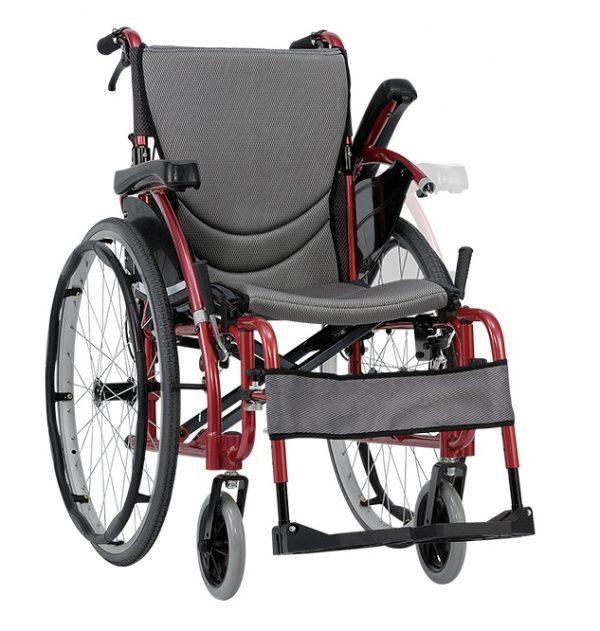 Ergonomic wheelchair S-Ergo 125