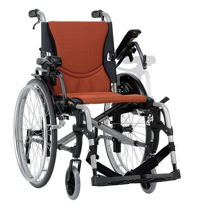 Ergonomic wheelchair S-Ergo 305