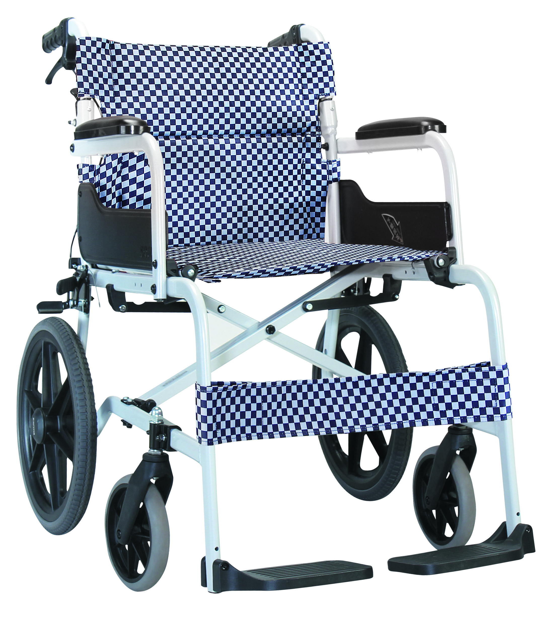 Premium wheelchair SM150.5 F16