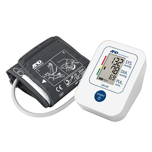 A&D Upper Arm Blood Pressure Monitor