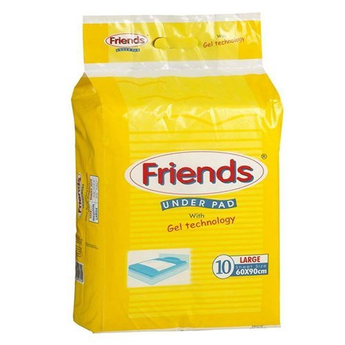 Friends Under Pads Adult Diapers
