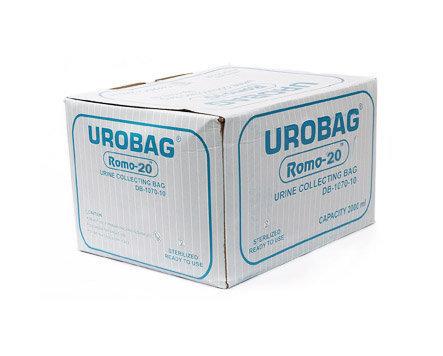 Romo 20 Urine Bag