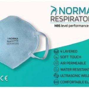 Norma Respirator N95 Level performance Face Mask